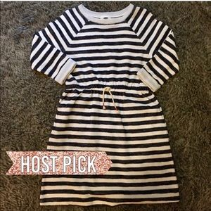 🎉HP🎉 Old Navy Girls' Striped Nautical Dress 💙⚓️